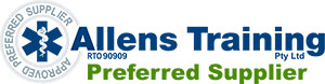 Allens Training Pty Ltd preferred supplier